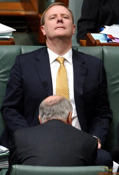 Funny Picture - Misc Jokes funny pictures - Parliament is fun!